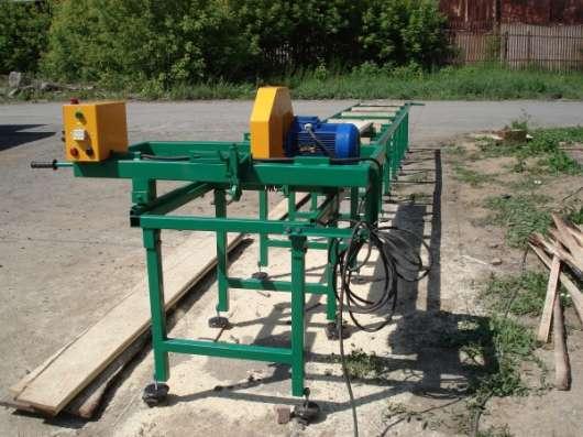 Кромкообрезной станок Тайга К1 (электрический)