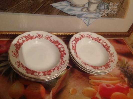 Нарядные тарелочки для Столовой
