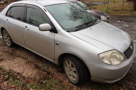 Продажа авто, Toyota, Corolla, Автомат с пробегом 290000 км, в Тюмени Фото 5