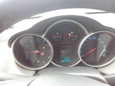 автомобиль Chevrolet Cruze, цена 490 000 руб.,в Воронеже Фото 3