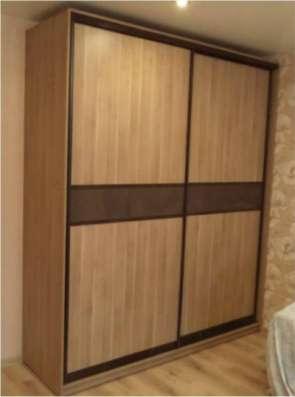 Шкафы-купе на заказ Альфа-Мебель