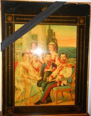 Портрет - Семья царя Николая II в Иванове Фото 5