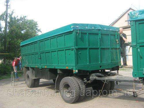 Тенты автомобильные для грузовых авто