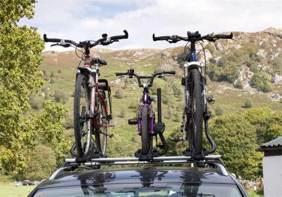 Прокат Автобагажник для перевозки велосипеда, велосипедов