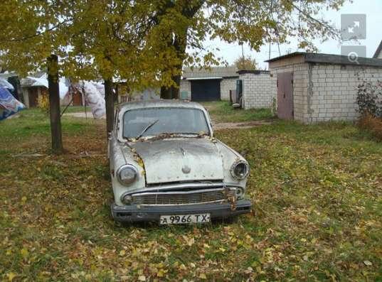 Продажа авто, Москвич, 407, Механика с пробегом 100000 км, в г.Минск Фото 2