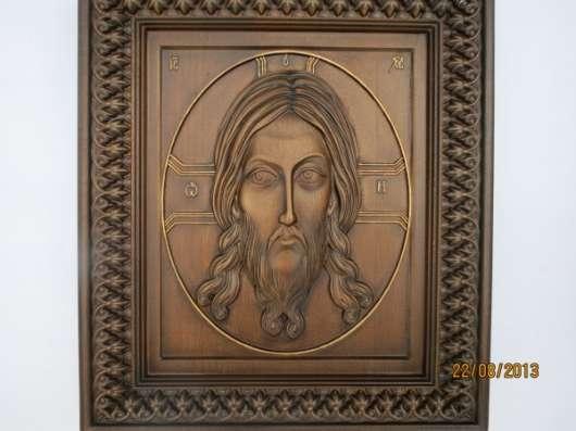 """Икона """"Лик Христа"""""""