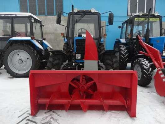 Снегоочиститель СШР–2,0П (передняя навеска) на МТЗ-80,82 в Ярославле Фото 1