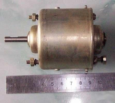 Электродвигатель мэ11 12В 5Вт (СССР)