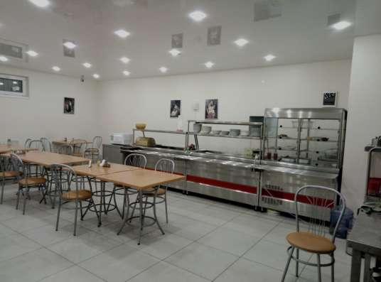 Сдается-аренда столовая/кафе