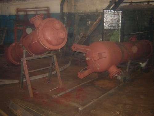 Газоохладители концевые ГК-63, ГК-125