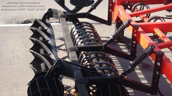 Культиватор широкозахватный универсальный КШУ 6,4 складной