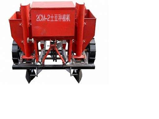 Картофелесажалка двухрядная 2СМ-2 для минитрактора
