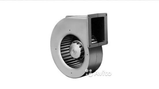 Вентилятор ebmpapst G2E120-AR77-01