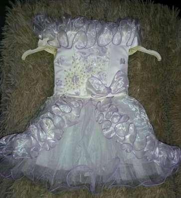 Новогоднее платье для девочки 2-6 лет в Москве Фото 3