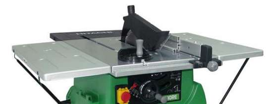 Настольная дисковая пила Hitachi C10RD
