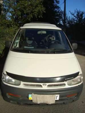 Продаю микроавтобус Nissan Vanetta 1998г. мест 7+1