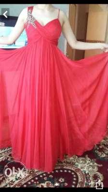 Продам платье вечернее. СРочно! в г. Астана Фото 1