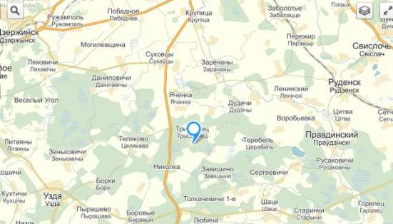 Продаю дачный участок в Узденском районе.45 км от Минска.д Т