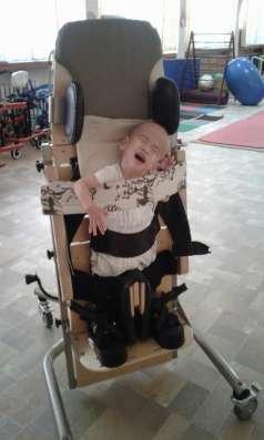 Помогите приобрести детски коляску для дцп PLIKO
