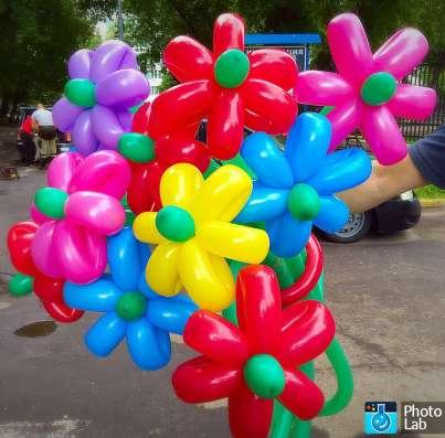 Геливые шарики