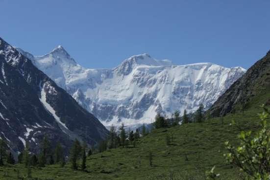 Трекинг к подножию Белухи и озеру Дарашколь