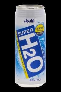 Спортивный напиток Асахи «Super H2O»(Япония)