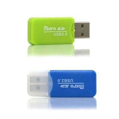 Адаптер к Micro SD новый (USB 2.0) в Перми Фото 2