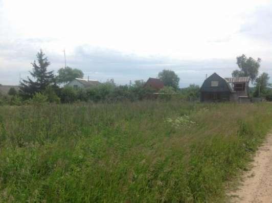 земельный участок 10 соток в деревне Бобры, Можайский район,147 км от МКАД по Минскому шоссе. Фото 1