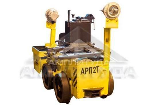 Шахтные электровозы от ООО «Завод «Амплитуда»