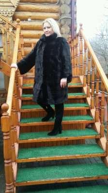 Продается новая норковая шуба в Люберцы Фото 1