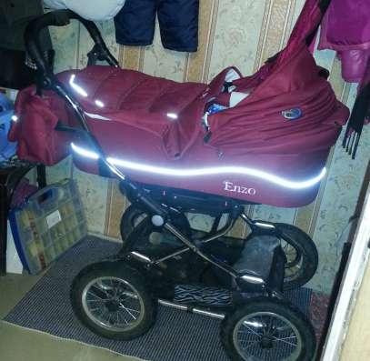 Продается коляска enzo jekky kids в Москве Фото 4