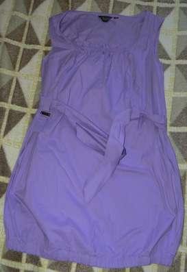 Платье-Туника хлопок с карманами р.42-44