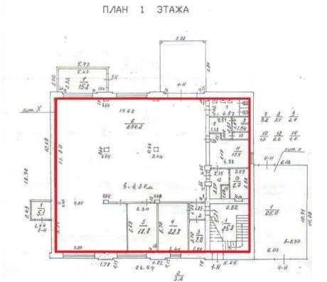 Производственно-складское помещение 769.3 м2 в аренду у метр в Санкт-Петербурге Фото 2