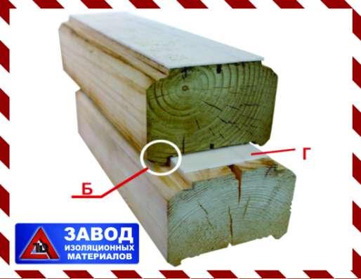 Лента ППЭ 10/30 Межвенцовый уплотнитель в Новосибирске Фото 4