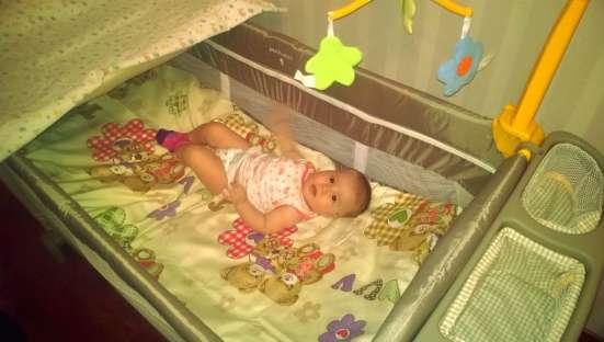 Продаю манеж - кровать, в идеальном состоянии б/у