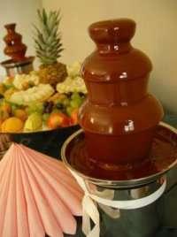 Шоколадный фонтан высота 40 см