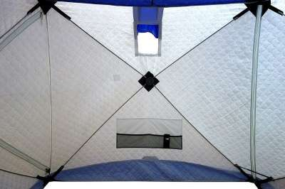 Всесезонная палатка Призма Шелтерс Термо