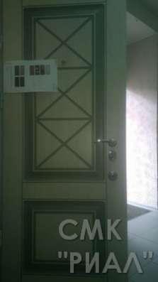 Входные металлические двери Страж