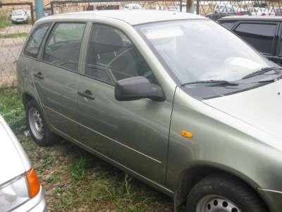 подержанный автомобиль ВАЗ Калина 11173