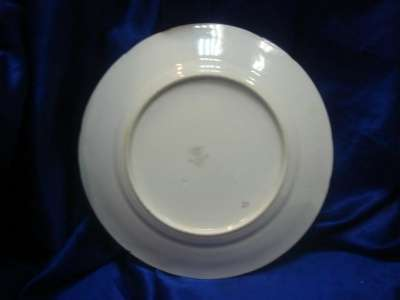 старинная тарелка для второго 1920-е