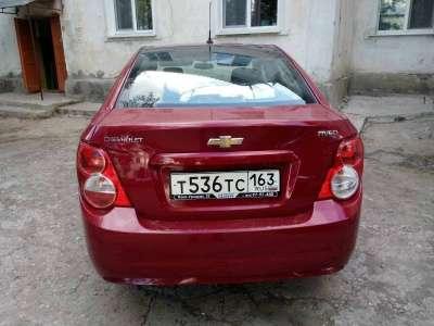 автомобиль Chevrolet Aveo, цена 430 000 руб.,в Сызрани Фото 4