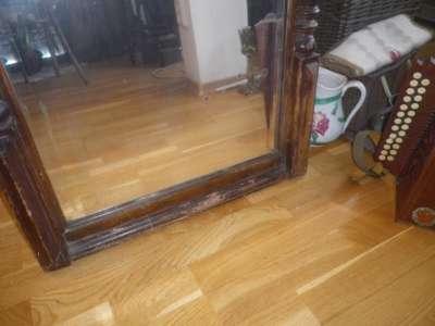 Старинное зеркало в Москве Фото 5