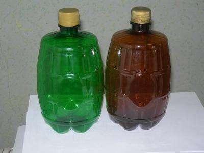 Бутылка 1 литр с крышкой