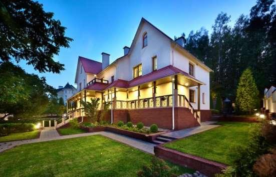 Загородный комплекс в живописном месте рядом с Минском