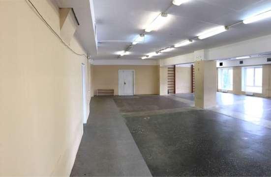 Сдам помещение под спортзал, фотостудию, чистое производство