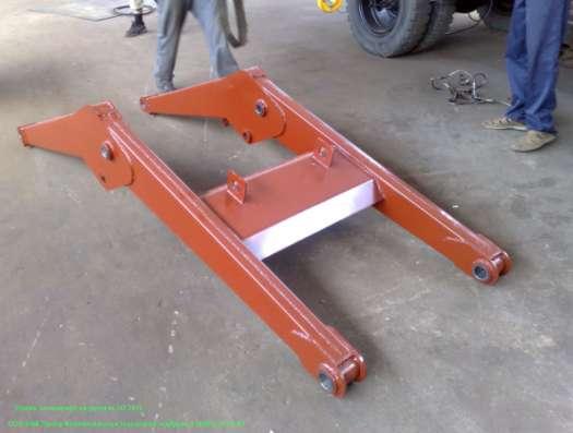 Капитальный ремонт экскаваторной техники на базе тракторов мтз 82.1