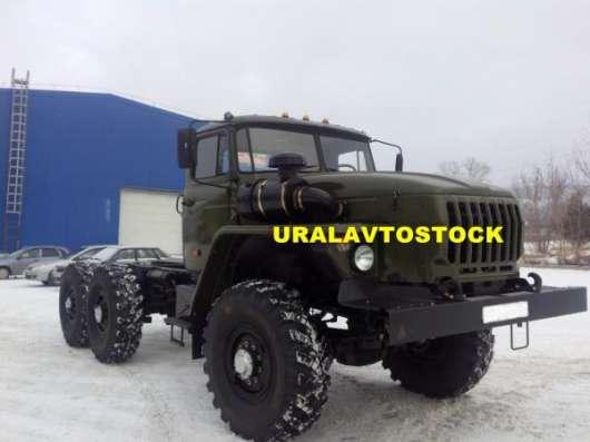 Шасси Урал 4320 с ДВС -238М2