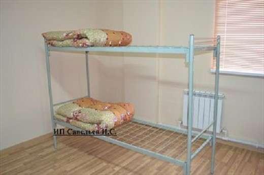Кровати металлические армейского образца в г. Вологда Фото 2