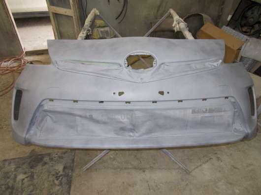 Ремонт бамперов и покраска в короткие сроки 1-2 д
