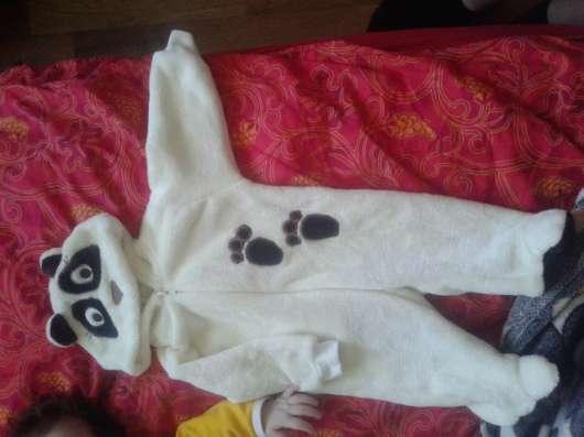 Детский костюм Панда)